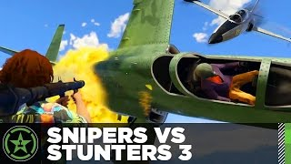 Download Let's Play – GTA V – Snipers VS Stunters 3 Video