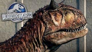 Download The Carnotaurus Paddock!!! - Jurassic World Evolution FULL PLAYTHROUGH | Ep48 HD Video