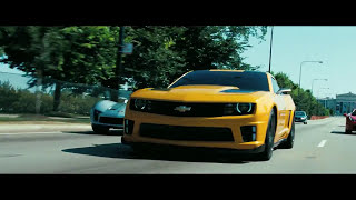 Download Chevy Roll Out - Transformers: Dark of The Moon (HD) Video