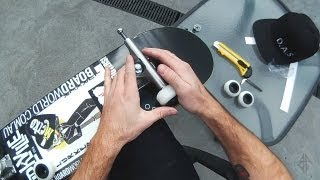 Download Setting Up My Board: First-Person Skateboarding. Video