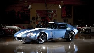 Download 1999 Shelby Brock Daytona Coupe - Jay Leno's Garage Video