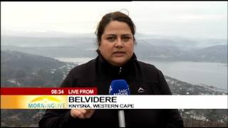Download Latest on fires in Knysna Video