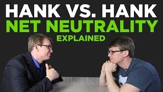 Download Hank vs. Hank: The Net Neutrality Debate in 3 Minutes Video