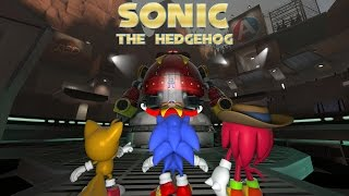 Download Sonic The Hedgehog 2015 Video