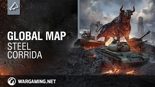Download World of Tanks - Global Map: Steel Corrida Video