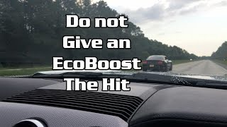 Download 2015 EcoBoost Tuned vs Stock 2016 Mustang GT Video