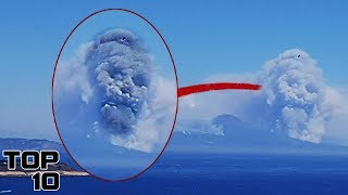 Download Top 10 Scary Images Seen In Clouds Video
