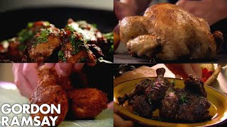 Download Gordon Ramsay's Top 5 Chicken Recipes Video