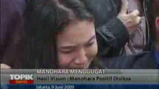 Download Manohara positif disiksa tengku fakhry Video