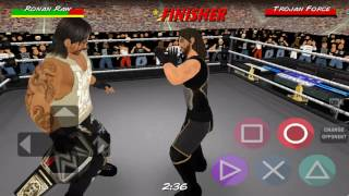 Download WR3D 2k19 mod wwe dean ambrose cashing in his money in the bank Video