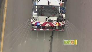 Download De-Icer Damage On Cars Video