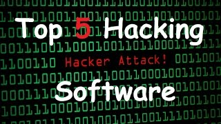 Download Top 5 Hacking Software| Best hacking Software. Video