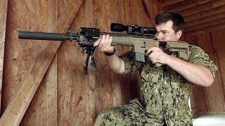 Download Navy SEAL Sniper Stress Test Video