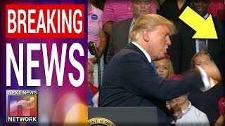Download BREAKING: Everyone SHOCKED After Seeing Who Just Walked On Stage With Trump And Drops A Truth BOMB! Video