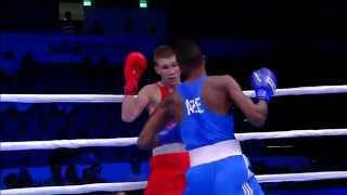 Download AIBA World Boxing Championships Doha 2015 - Session 9A - Quarter Finals Video