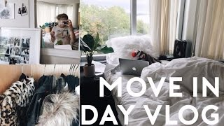 Download COLLEGE MOVE IN DAY VLOG 2016 // moving in and getting settled: Syracuse University Video