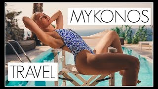 Download EXPLORING MYKONOS, GREECE! Video