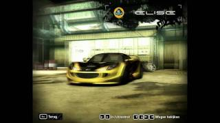 Download NFSMW - 10 Career Cars Video