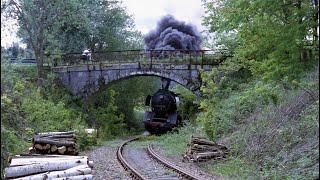 Download Dampfzug bleibt hängen, in Rampe vor Hauzenberg am 12.5.2001 Video
