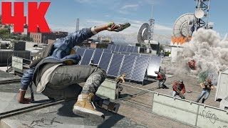 Download Watch Dogs 2 Gameplay 4K Maximum Settings GTX 1080 Video