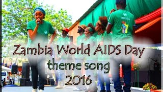 Download Hands Up - 2016 Zambia World AIDS Day theme song Video