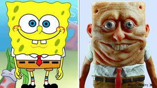 Download Cartoon Characters IN REAL LIFE! Video