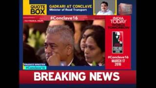 Download Rajdeep Sardesai Asks Arun Jaitley About Vijay Mallya At India Today Conclave Video