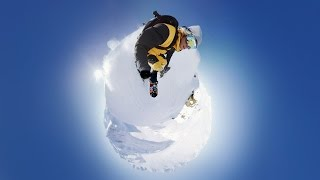 Download GoPro VR: The Fourth Phase in 360 – Snowboard with Travis Rice Video