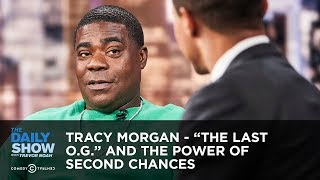 Download Tracy Morgan - ″The Last O.G.″ and the Power of Second Chances | The Daily Show Video