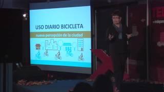 Download Bicicletas para un mundo mejor: Amarilis Horta at TEDxUFRO Video