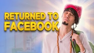 Download The Guy Who Returned to Facebook Video
