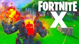 Download Fortnite Season X - FIRST LOOK Video