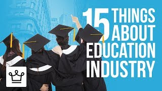 Download 15 Things You Didn't Know About The Education Industry Video