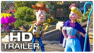 Download TOY STORY 4 Trailer #3 Super Bowl (NEW 2019) Disney Animated Movie HD Video