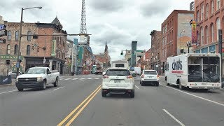 Download Driving Downtown - Nashville 4K - USA Video