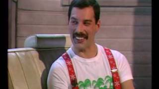 Download Freddie Mercury last vocal interview before dying Video