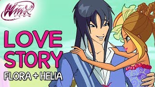Download Winx Club – Flora and Helia's love story [from Season 2 to Season 7] Video