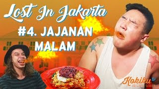 Download LOST IN JAKARTA #4: Jajanan Malam & Indomie Abang Adek Challenge feat. Awesome Eats & Gerry Girianza Video
