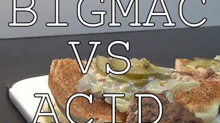 Download McDonalds Big Mac vs Acid Video