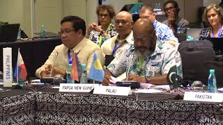 Download Papua New Guinea Country Statement, FAO APRC 34, 2018 Video