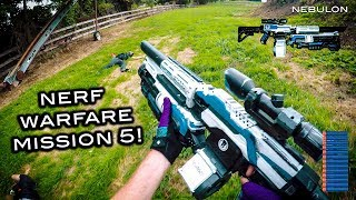 Download Nerf meets Call of Duty: Campaign | Mission 5 FINALE (Nerf Warfare First Person Shooter) Video