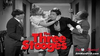 Download THE THREE STOOGES: Brideless Groom (1947) (Remastered) (HD 1080p) Video