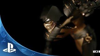 Download Mortal Kombat X - Making The Kollector's Edition by Coarse | PS4, PS3 Video