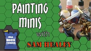 Download Painting Minis with Sam Video