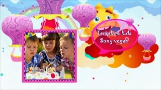 Download FREE TEMPLATE SONY VEGAS PRO 11 - 12 - 13 KIDS IV [TAME PRODUCCIONES] Video