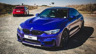 Download BMW M4 CS vs Alfa Romeo Giulia QV Video