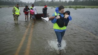 Download Hurricane Florence Claims First Victims In North Carolina Video
