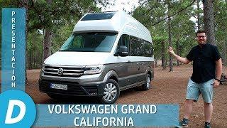 Download Volkswagen Grand California   Primera prueba   Review en español   Diariomotor Video