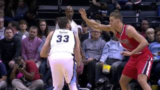 Download Marc Gasol 36 Points in Win vs Blazers Video