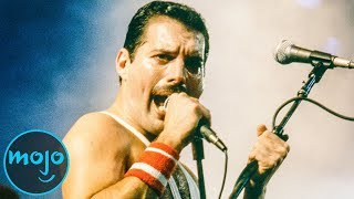 Download Top 10 Things You Never Knew About Freddie Mercury Video